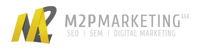 M2P Marketing Logo Dark