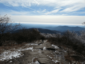 Hiking Blood Mountain