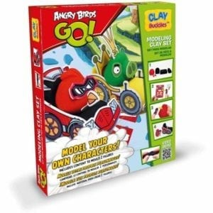 Angry Birds GO Clay Buddies Starter Pack