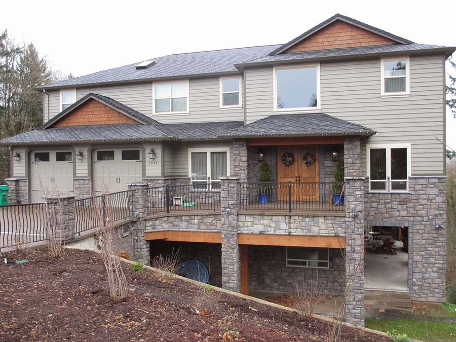 James Hardie Artisan Siding