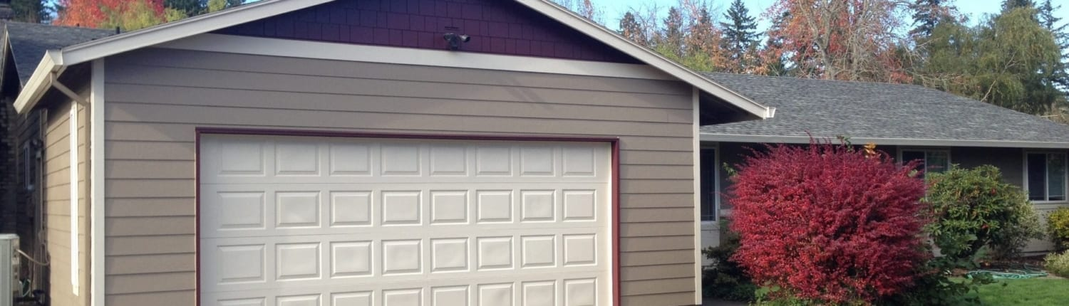 James Hardie Siding & Trim with exterior Sherwin Williams Paint