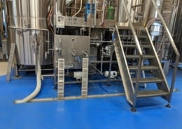 Single Hill Brewery epoxy flooring installation in Yakima Washington