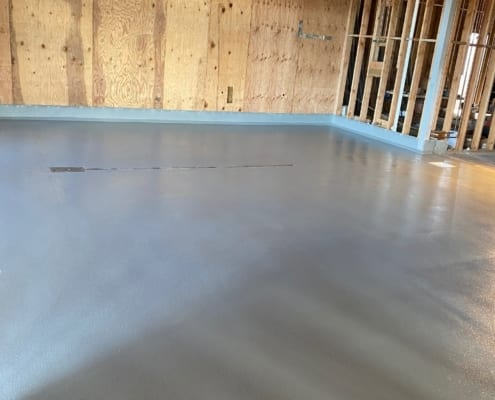 Epoxy brewery flooring installation in Maui Hawaii at Mahalo Aleworks