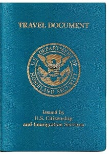 Request For Re-entry Permit | Immigration Law Group, LLC